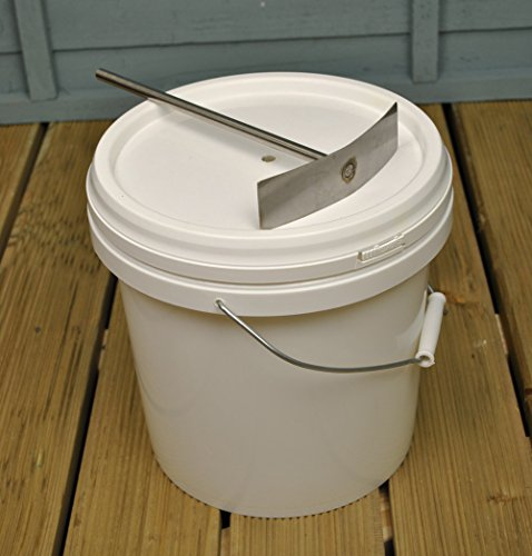 apple scratter fruit pulping bucket cider maker
